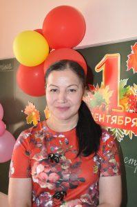 Бадиева Лобзан Умархаджиевна Учитель начальных классов, 1-я квалификационная категория